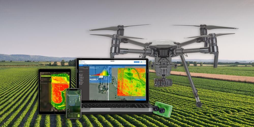 Droonid muudavad Suurbritannia põllumajanduskindlustuse turgu